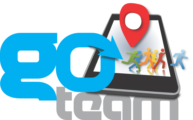 Go Team Logo - The ultimate interactive teambuilding solutions