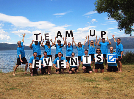 Team Up Events Team Building New Zealand